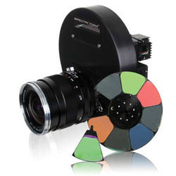 Multispectral Filter Wheel Cameras