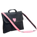 Woolen Lady Laptop Bag