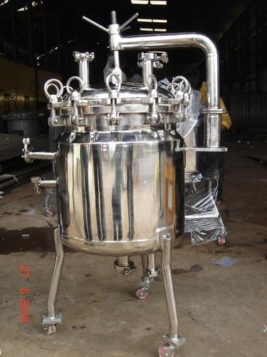 Pressure Nutsche Filter View Specifications Amp Details Of