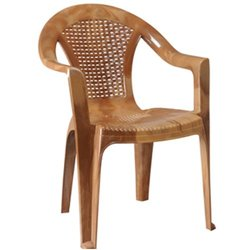 Medium Back Chair with Arms
