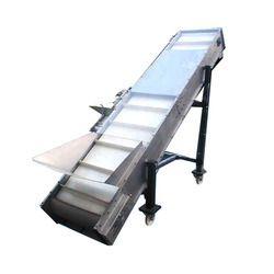 Inclined Modular Conveyors