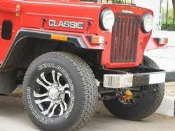 Mahindra Classic Jeep Modification Services