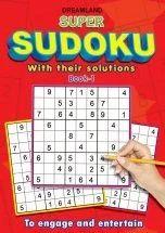 Super Sudoku: Book 1