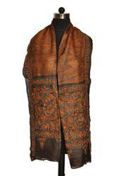 Kantha Work Scarves