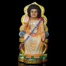 Marble Shree Sathya Sai Baba Statue