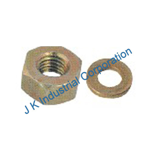 Hex Nut & Washer