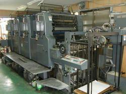 Heidelberg Four Color Offset Machine