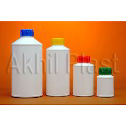 AP04 HDPE Ciba Shape Bottle
