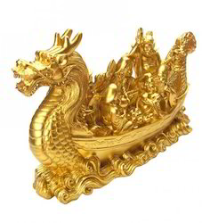 Eight Immortals on Dragon Boat