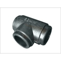 Molded HDPE Tee Fitting