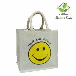 Cool Jute Gift Bags