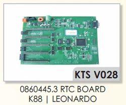 VAMATEX K88,LEONARDO 0860445.3 RTC BOARD