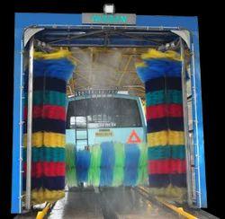 NWS 3BT Vehicle Washing System