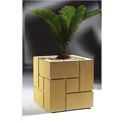 Decorative Stone Planter