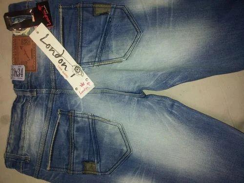 5bc99ac8762 Jeans for Men - Lycra Denim Jeans Wholesaler from Delhi