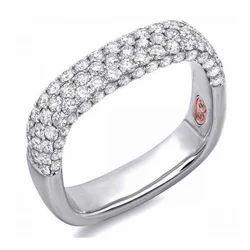 Exclusive Diamond Wedding Bands
