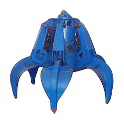 Electro Hydraulic Grab Bucket