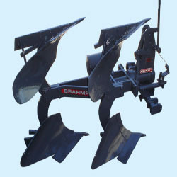 Reversible Mouldboard Plough