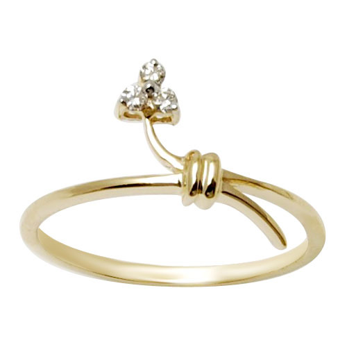 9 Carat Gold Rings at Rs 6000 piece