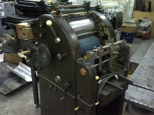 Ab dick printing press information