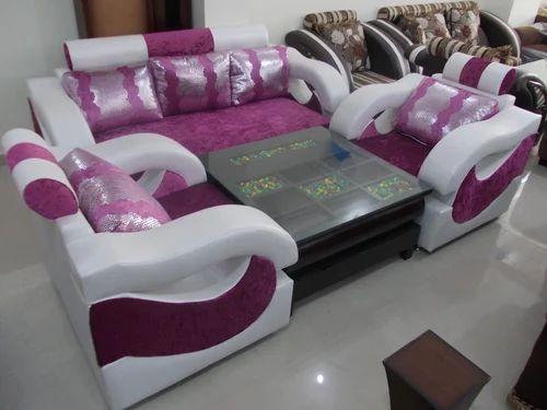 5 Seater Sofa Set Sofa Set Mansarovar Jaipur Kalakriti