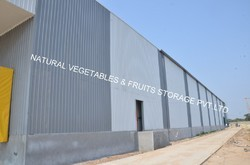 Fruits and Vegetables Cold Storage