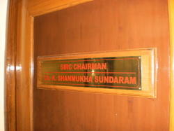 Brass Engraving Name Board