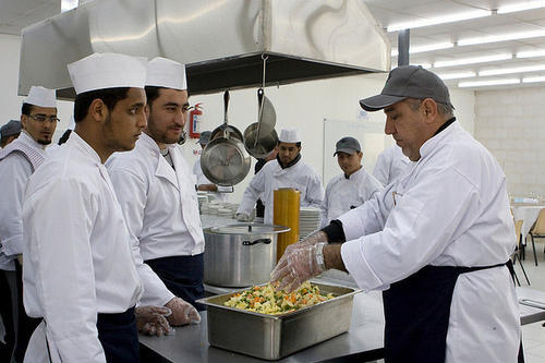 Ships Cook Course / Food Handling / Food and Hygiene in Sai
