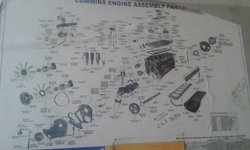 All Engine Parts Available In My Shop .