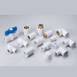 UPVC Pipe Fittings, Size: 2 inch