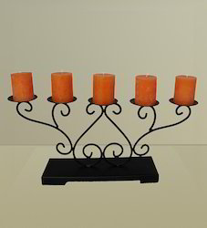 Decorative Table Candle Holders