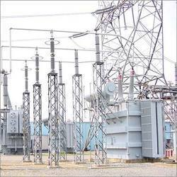 Substation Tower Fabrication Services