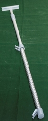 Telescopic Frame Holder for wire Baskets/ POP FOR WIRE BASKETS