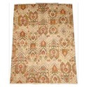 Hand Knotted Ikkat Carpets