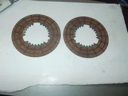 Three Wheeler  5 Port Clutch Plate