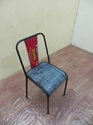 Recycled Iron Chair