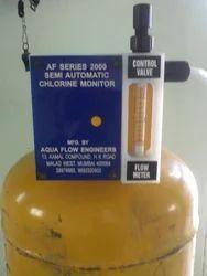 Semi Automatic Chlorine Monitor