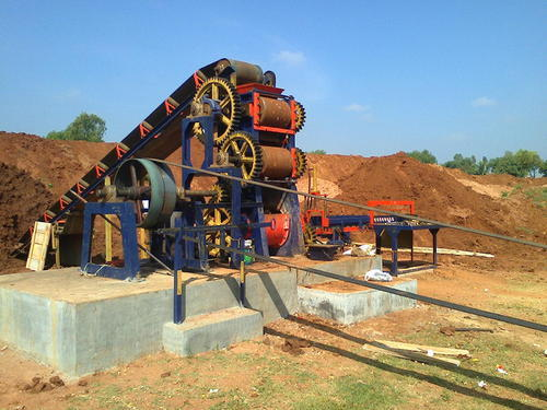 Sree Muruga Steel Fabrications - Manufacturer of Brick Making