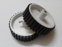 Wheels (BO Motor)