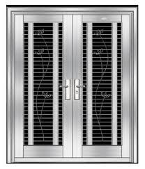 Stainless Steel Door Ss Door Manufacturer From New Delhi