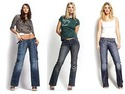 Ladies Jeans And Tops