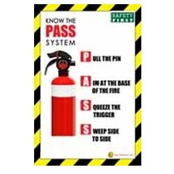 fire safety poster paper bags gifts amp paper products safety 24 x 7 in chennai id 6192696430