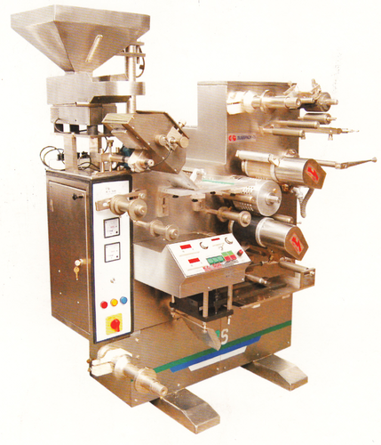 Manufacturer Of Blister Packaging Machine For