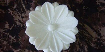 White Marble Flower