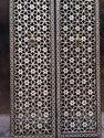 Decorative Jali Door Inlay Work