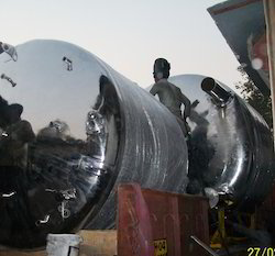 Solution Preparation Vessel