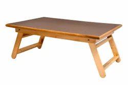 Multipurpose Folding Study Cum Laptop Table, Folding Laptop Table, Lap Desk    Wood O Plast, Noida | ID: 9140845073