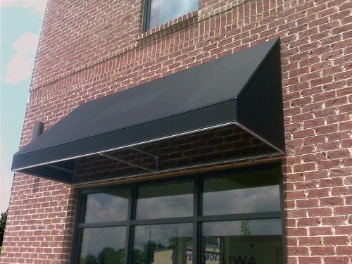 Commercial Canvas Awning View Specifications Details Of