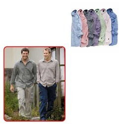 interlining for casual shirt
