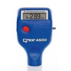Powder Coating Thickness Measurement Qnix 4500